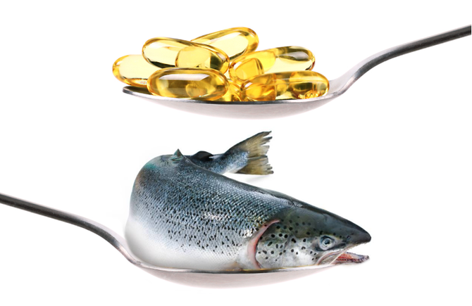 "Omega-3 supplements: An alpha supplement or a big ""0""?"