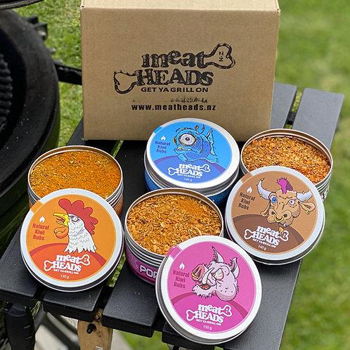 Kiwi Az Grillin' Pack