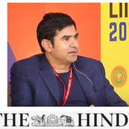 Dr Sharad Paul - The Hindu