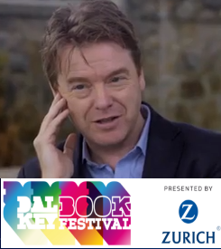 David McWilliams DALKEY Book Festival