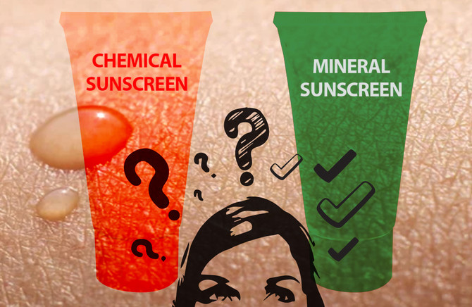 New Concerns about well-known Sunscreen Ingredients after a Recent Clinical Study