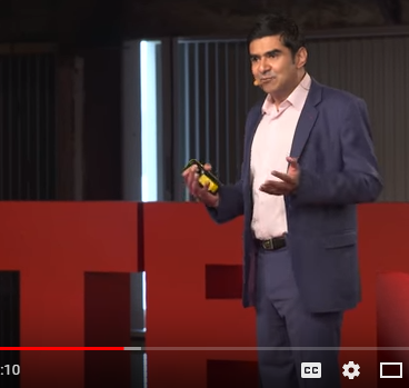 Dr Sharad paul - TEDx Auckland
