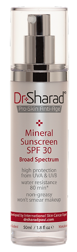 Mineral Sunscreen - SPF 30 - Broad Spectrum