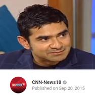 Dr Sharad Paul - CNN News 18