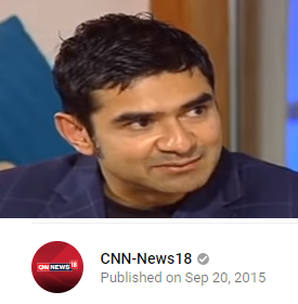 Dr Sharad Paul - CNN News 18