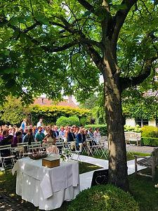 Ceremonie Trouwfeest bij Pauwkenshof