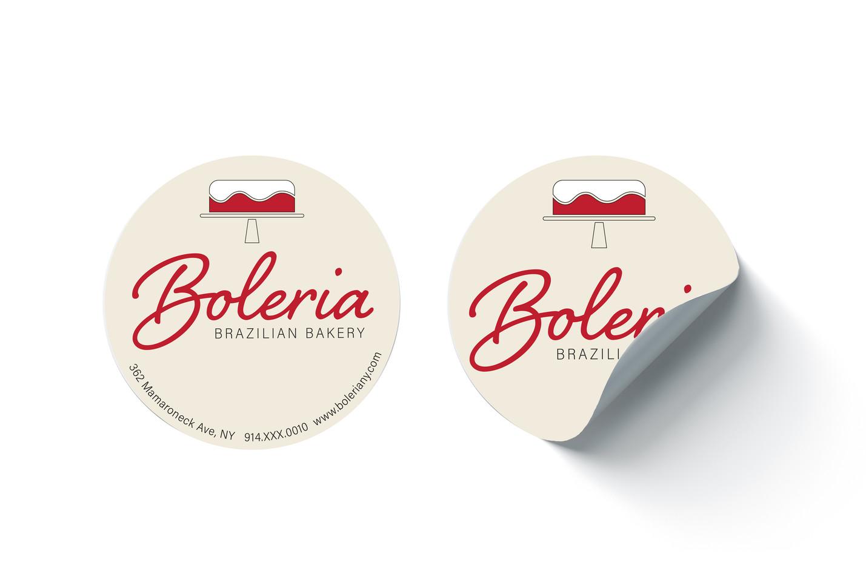 Boleria Stickers