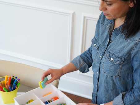 Organized home = Better life