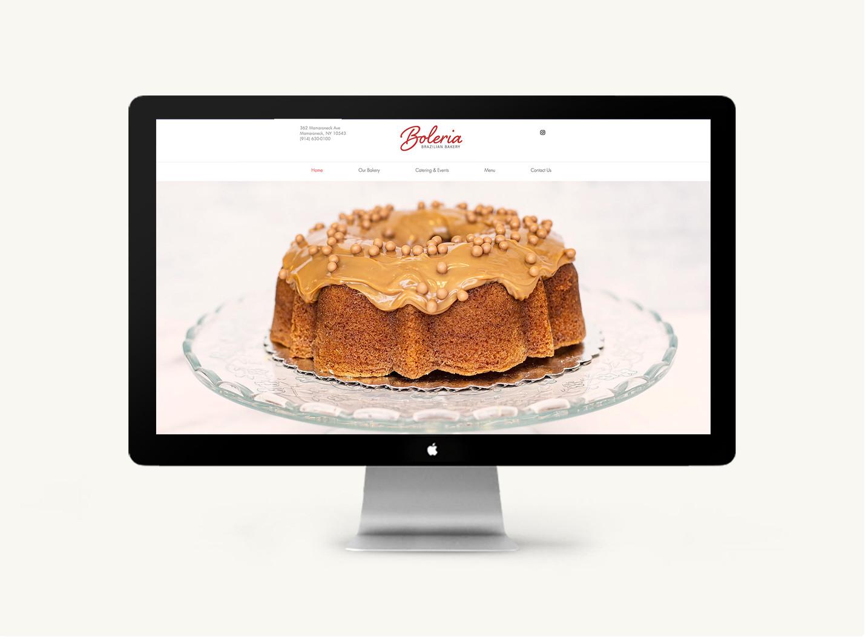 Boleria Website