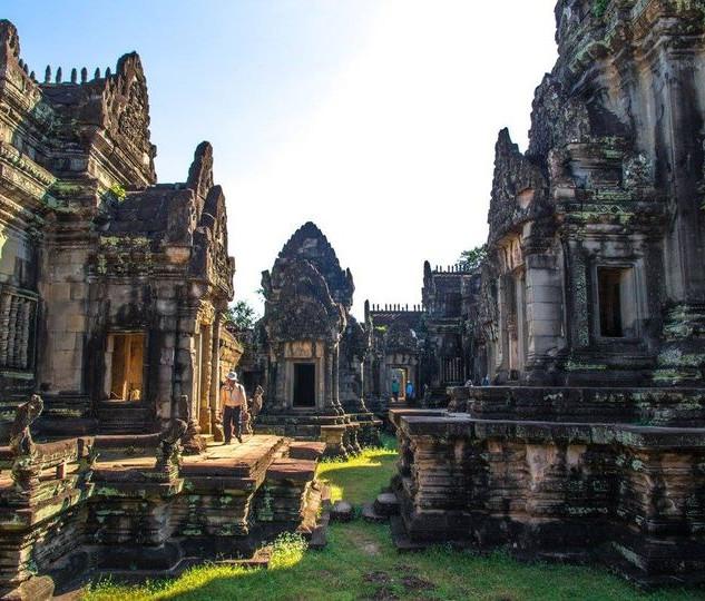 Temples, Angkor Wat