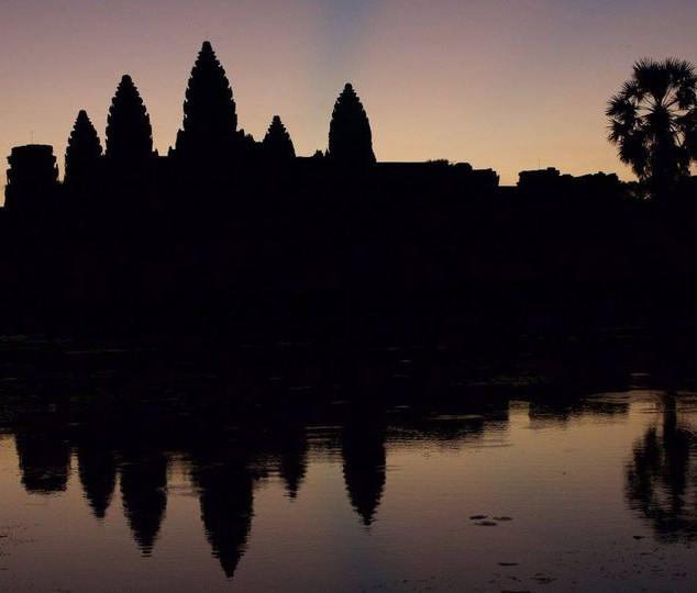 Sunrise, Angkor Wat