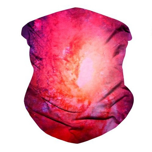 Galaxy Seamless Bandana Mask
