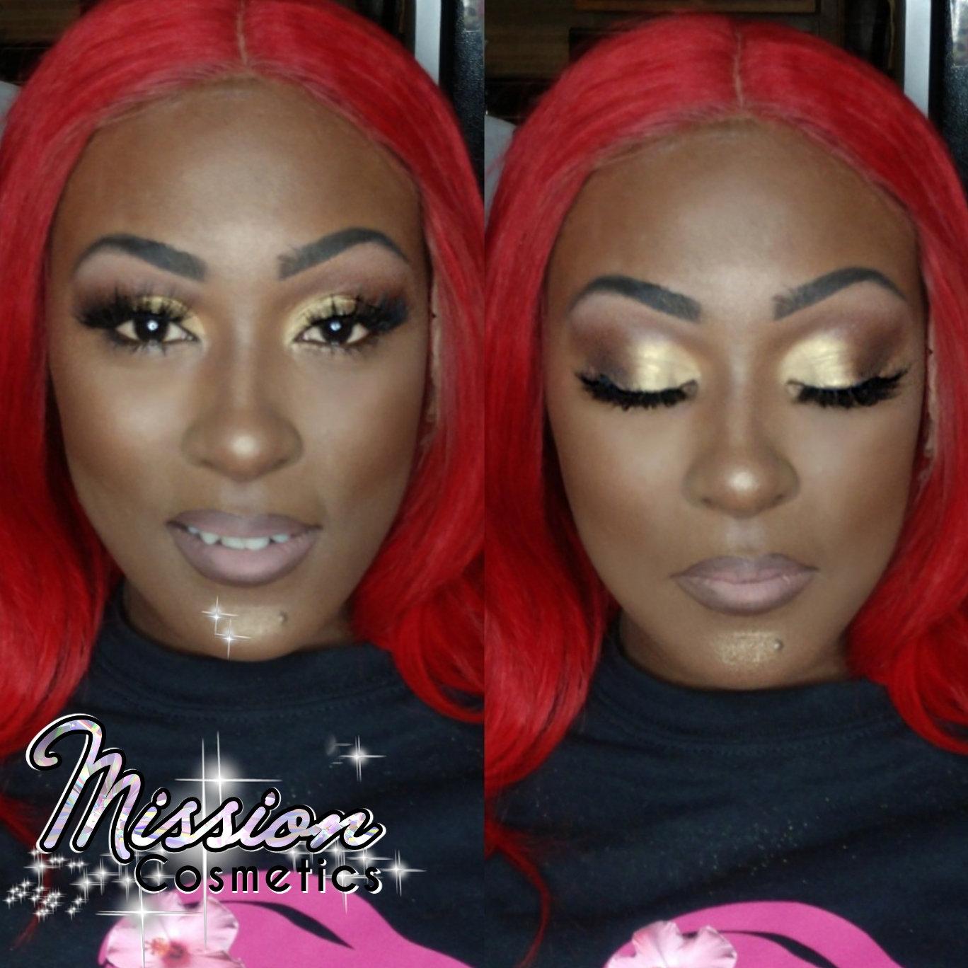 Full Face Soft Glam