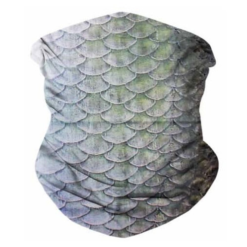 Fish Scales Seamless Bandana Mask