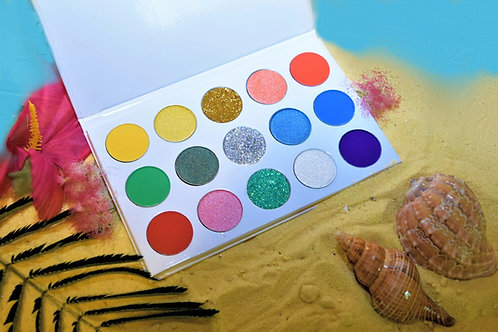 Island Fun Eyeshadow Palette