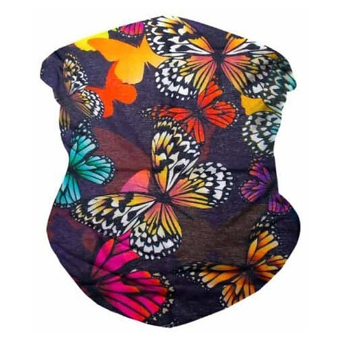 Butterfly Seamless Bandana Mask