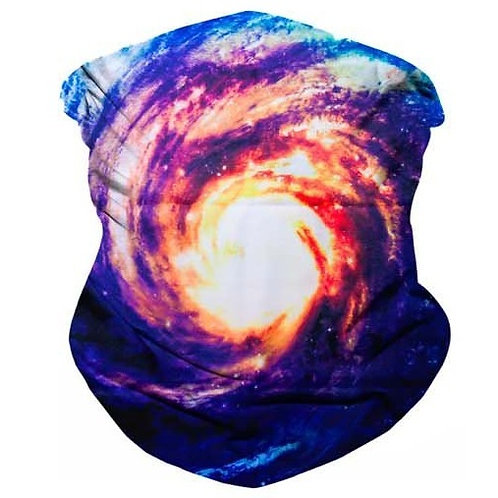 Nebula Seamless Bandana Mask