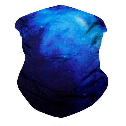 Night Sky Seamless Bandana Mask