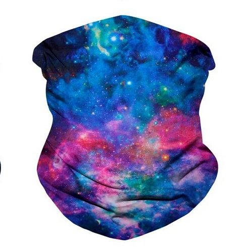 Andromeda Seamless Bandana Mask