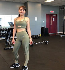 Natalia Buskin Trainer Montreal