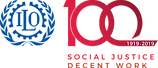 ILO HQ 100 Years Logo.png