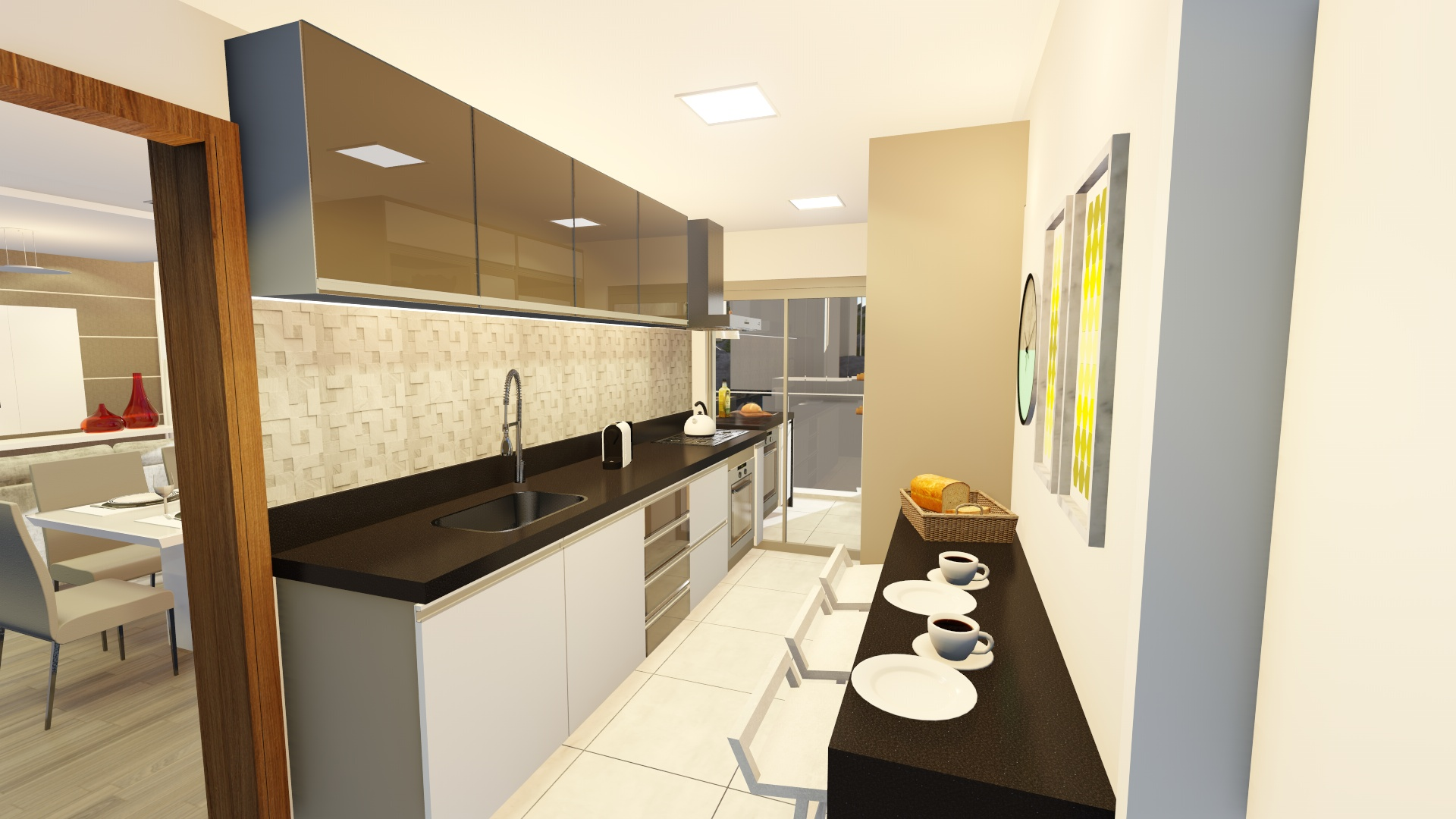 Apartamento HC