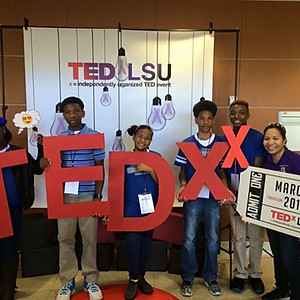Robotics at TEDxLSU