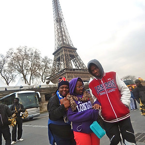 London & Paris Trip
