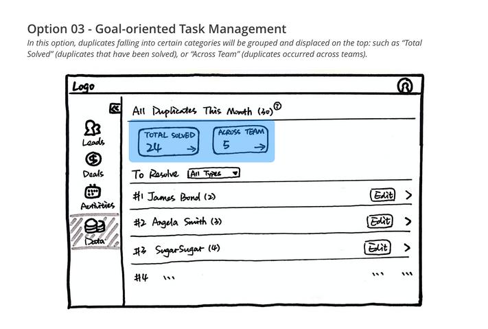 Option03 - Goal-oriented Task Management