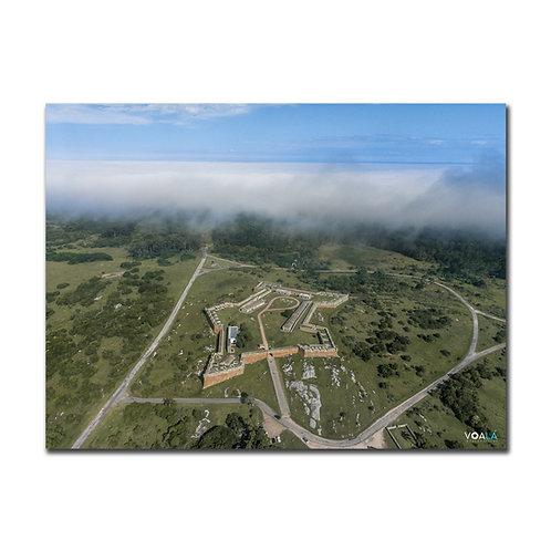 Quadro Fortaleza Santa Teresa - Uruguai