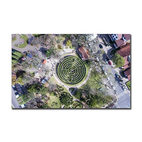 Quadro Labirinto Verde - Nova Petrópolis - RS