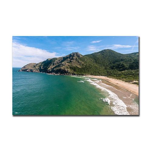 Quadro Morro da Coroa Lagoinha do Leste - Florianópolis - SC