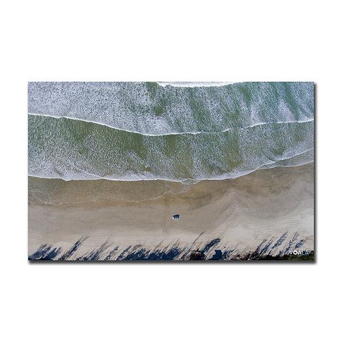 Quadro Praia do Ouvidor 90º - Garopaba - SC