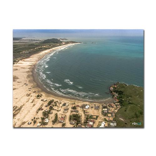 Quadro Praia da Galheta - Farol de Santa Marta - SC