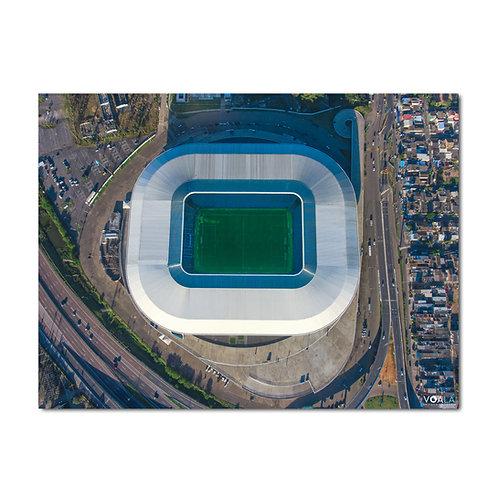 Quadro Arena do Grêmio 90° - Porto Alegre - RS