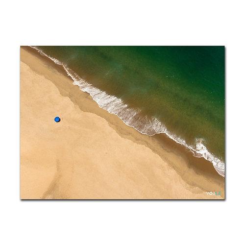 Quadro Praia Boiçucanga Diagonal - São Sebastião - SP
