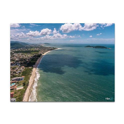 Quadro Praia do Campeche - Florianópolis - SC