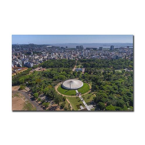 Quadro Auditório Araújo Vianna - Porto Alegre - RS