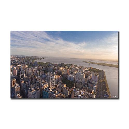 Quadro Centro Histórico - Porto Alegre - RS