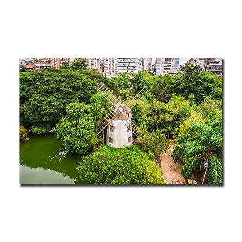 Quadro Moinho Parque Moinhos de Vento - Porto Alegre - RS