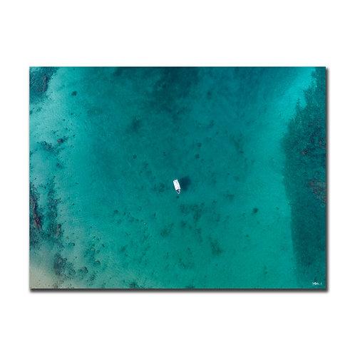 Quadro Barco 90° - Costa Rica