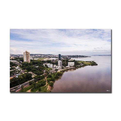 Quadro Zona Sul - Porto Alegre - RS