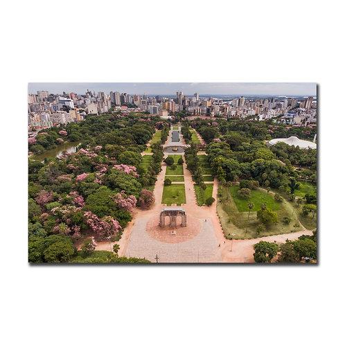 Quadro Parque Farroupilha - Porto Alegre - RS