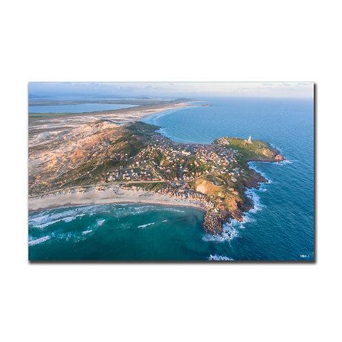 Quadro Praia do Cardoso - Farol de Santa Marta - SC