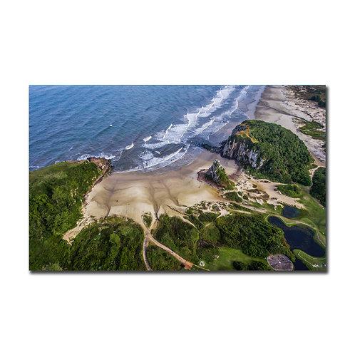 Quadro Praia da Guarita - Torres - RS