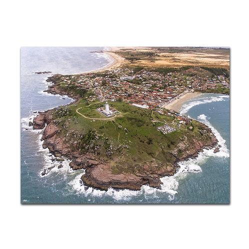 Quadro Morro do Farol - Farol de Santa Marta - SC