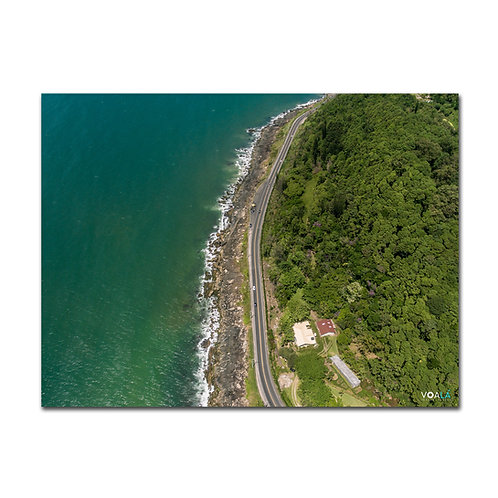Quadro Morro das Pedras - Florianópolis - SC
