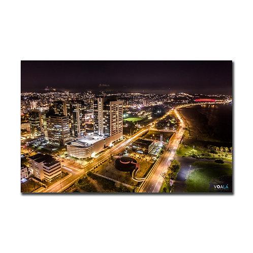 Quadro Porto Alegre Noturno - Porto Alegre - RS