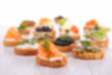 amuses-bouches-canapes-verrines-toasts-p