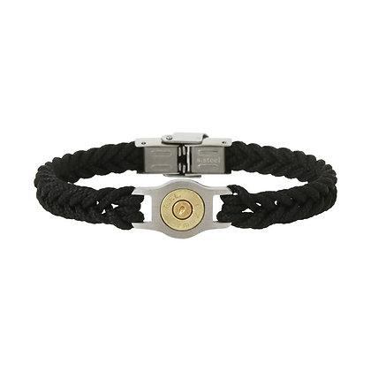 Bracelet cordon tressé SB012-N-20